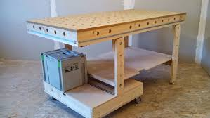 Second Hand Work Bench Folding Workbench And Bench Top Power Tool Organizer 7 Steps