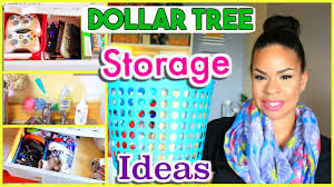 best ways to use dollar tree bins to organize your home