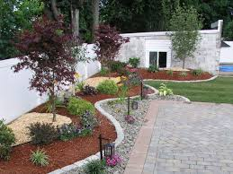 Rocks For Garden Edging Stylish Backyard Edging Ideas Backyard Edging Ideas Valuable 27 On