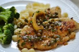 Chicken Piccata Cooking Light Chicken Piccata U2013 Chew Nibble Nosh