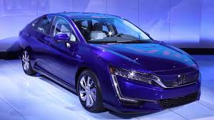 honda u0027s clarity will come in electric hybrid and hydrogen flavors