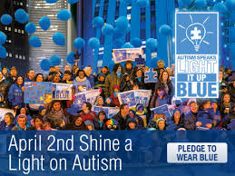 light it up blue autism speaks
