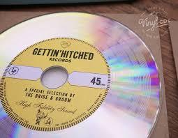 wedding unique wedding favors amazing gold platinum vinyl cd wedding favor invite unique wedding