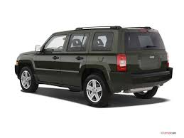 2007 jeep patriot gas mileage 2007 jeep patriot 4wd 4dr sport specs and features u s