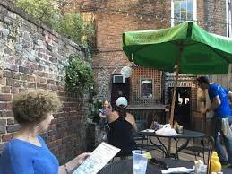 Tiger Blinds Blind Tiger Pub Charleston French Quarter Menu Prices