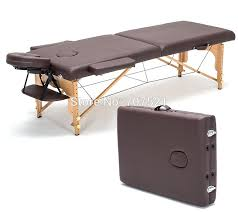 massage table cart for stairs portable massage table furniture for beauty salon spa massage