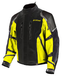 hi vis cycling jacket klim apex hi vis jacket revzilla