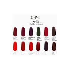 opi holidaygwen stefani 2014 nail polish collection love is u0026 coal