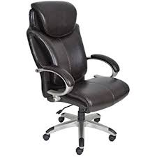 Most Comfortable Executive Office Chair Amazon Com Serta Works Executive Office Chair With Air Technology