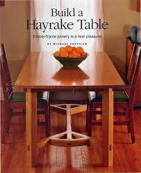 Dining Room Table Plans by Hayrake Table Plans U2022 Woodarchivist
