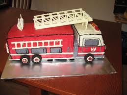 firetruck cakes truck cake ii frazi s cakes