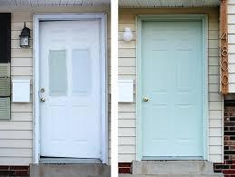 How To Replace Exterior Door How To Install Door Trim Simplir Me