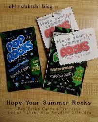 hope your summer rocks pop rocks u0026 printable end of