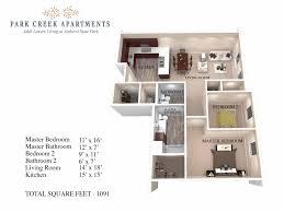 availability park creek apartments