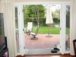 Patio French Doors With Blinds by Ultra Prehung Mini Blind Steel Patio Door With No Brickmold In
