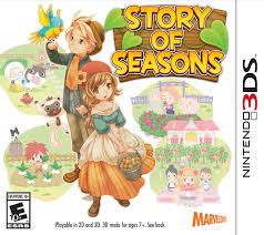 story of seasons the harvest moon wiki fandom powered by wikia