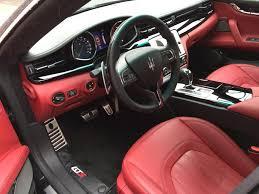 2015 Maserati Ghibli Interior Review 2015 Maserati Quattroporte Ny Daily News