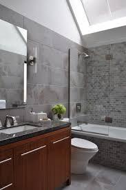 grey tile bathroom ideas bathroom design tile remodel spa black paint tiny room simple