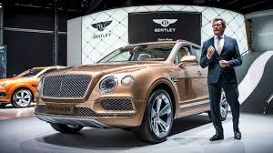 suv bentley 2016 bentley bentayga suv launched in india