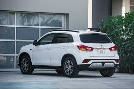 mitsubishi white mitsubishi outlander sport bows in new york wheels ca