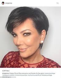 kris jenner diamond earrings oscars 2017 kris jenner walks carpet for e daily mail online