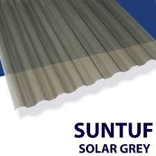 Solasafe Polycarbonate by Suntuff Roofing U0026 Suntuf Industrial Sheeting Progile Comparison