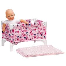 Pink Changing Table by Toy Baby Doll Changing Table And Crib Decoration U0026 Furniture