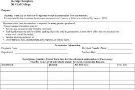 receipt template download free u0026 premium templates forms
