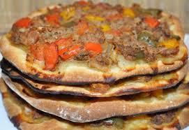 recette de cuisine turque lahmacun pizza turque les recettes de la cuisine de asmaa