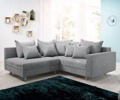 sofa mit ottomane ecksofa vitinia webstoff longchair ottomane davorstehend