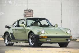 1979 porsche 911 turbo light green metallic 1979 porsche 911 turbo at motostalgia amelia