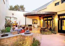 ideas for patios magazine sunset patio garfield mount shasta garden