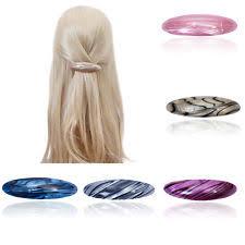 barrettes hair plastic hair barrettes ebay
