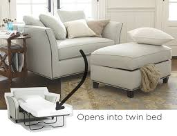 amazing pull out sofa bed couch centerfieldbar pertaining to chair