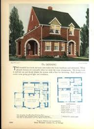 house plans for builders 1927 american builder goodrich by radford this cottage