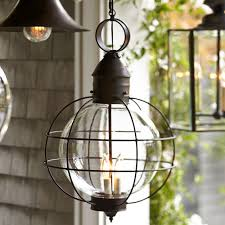 glass globe pendant light wondrous glass globe pendant light design in noahs villa for your