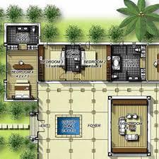 plan house the garden villas exclusive 5 bedroom pool villas in phuket