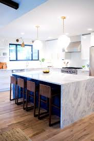 white marble kitchen island uncategorized wonderful modern kitchen island awesome mid