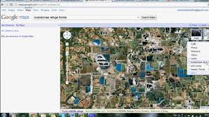 Florida Google Map by Phosphate Mining In Fl Google Maps Youtube