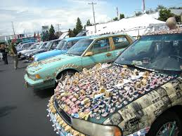 pixel art car file fremont fair 2009 art car 02 jpg wikimedia commons