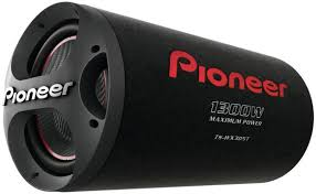 pioneer photo box pioneer 1300w bass reflex sub with enclosure box tswx305t