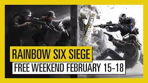 siege free rainbow six siege free weekend february 15 18 system