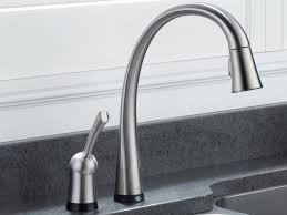 Delta Single Hole Kitchen Faucet by Kitchen Faucet Moccasin Single Hole Kitchen Faucet For Modern