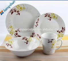16pcs ceramic dinner set english china dinnerware yamasen