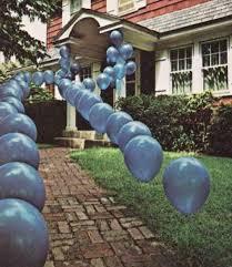 balloon decoration ideas kubby