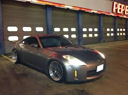 nissan 350z daily driver aggressive wheels and stretched tires welcome page 1076