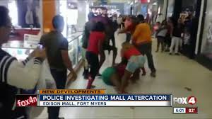 Edison Mall Map Altercation At Edison Mall Involving Child In Stroller Youtube