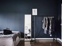 Chambre Mur Et Noir Décoration En Noir Blanc Déco Mydecolab