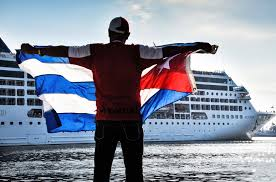 Cuban Flag Images Fidel Castro U0027s Death Tourists In Cuba Met With History Bans On