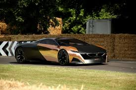 peugeot onyx top speed a look back the 2013 goodwood festival of speed